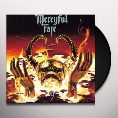 Mercyful Fate 9 Vinyl Record - Limited Edition, 180 Gram Pressing