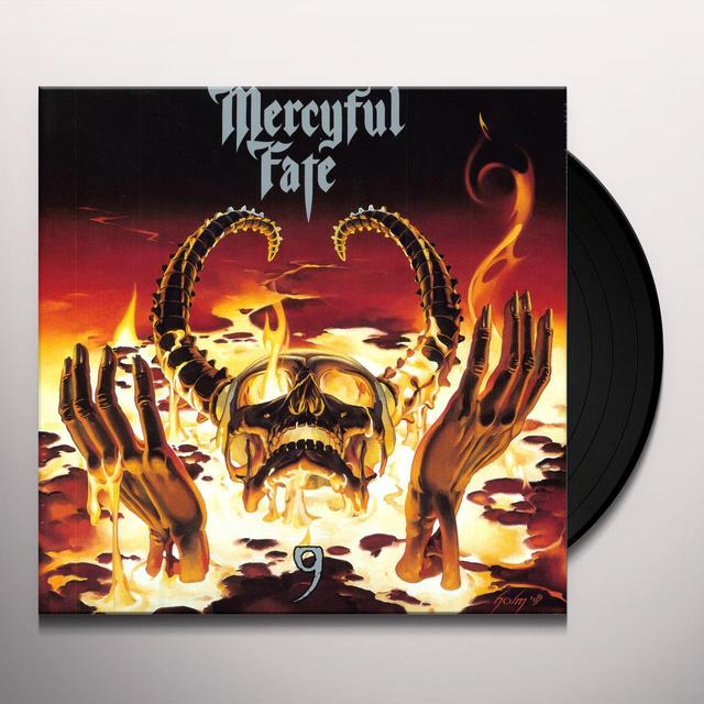 Mercyful Fate 9 Vinyl Record