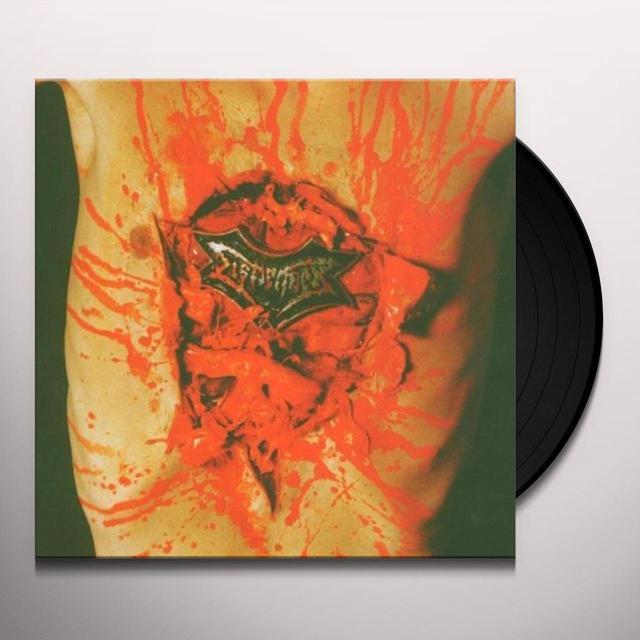 Dismember INDECENT AND OBSCENE Vinyl Record - Limited Edition, 180 Gram Pressing