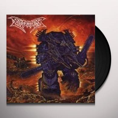 Dismember MASSIVE KILLING CAPACITY Vinyl Record - Limited Edition, 180 Gram Pressing