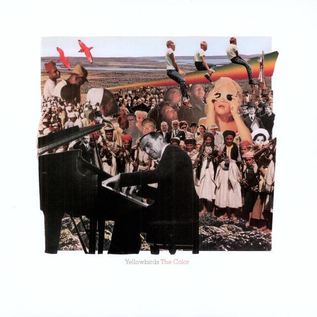 Yellowbirds COLOR Vinyl Record