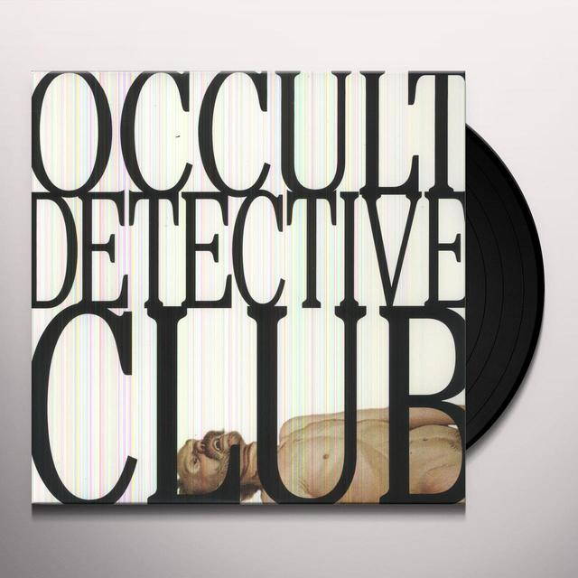 Occult Detective Club CRIMES Vinyl Record - Digital Download Included