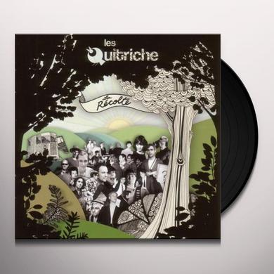 Quitriche RECOLTE Vinyl Record