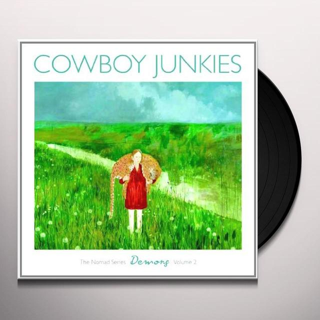 Cowboy Junkies DEMONS Vinyl Record - 180 Gram Pressing