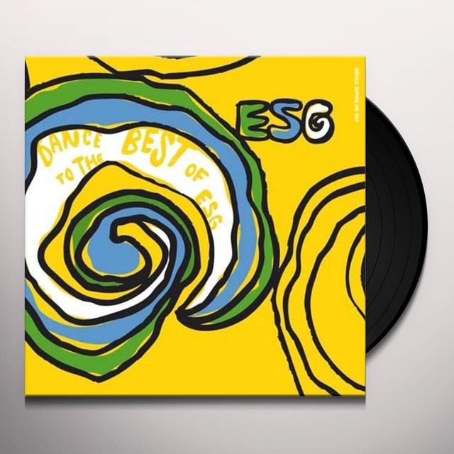 DANCE TO THE BEST OF ESG Vinyl Record
