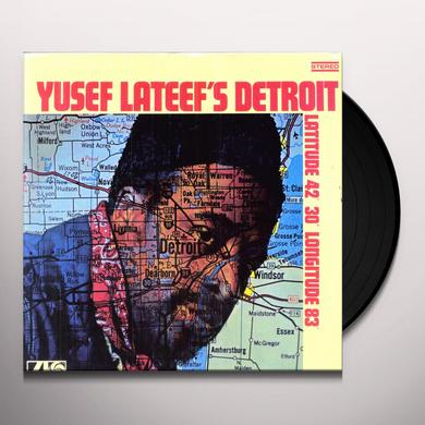 YUSEF LATEEFS DETROIT Vinyl Record