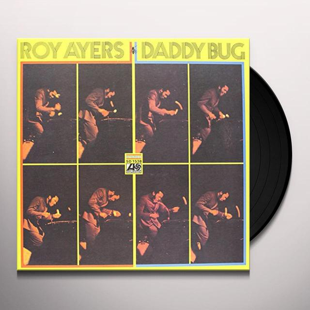 Roy Ayers DADDY BUG Vinyl Record
