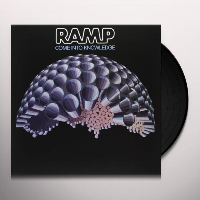 Ramp COME INTO KNOWLEDGE Vinyl Record
