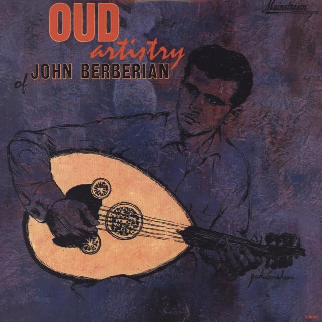 John Berberian OUD ARISTRY Vinyl Record