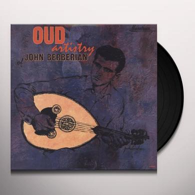 John Berberian OUD ARISTRY Vinyl Record - 180 Gram Pressing