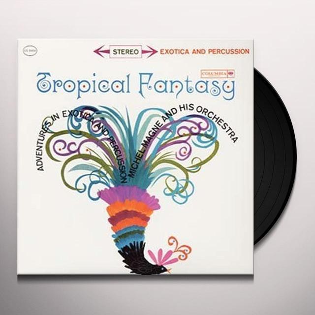 Michel Magne TROPICAL FANTASY Vinyl Record