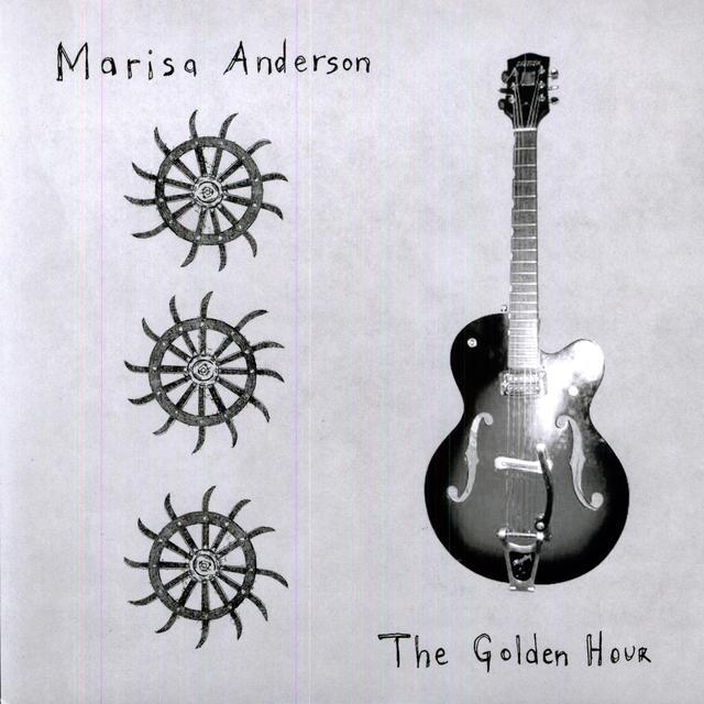 Marisa Anderson GOLDEN HOUR Vinyl Record