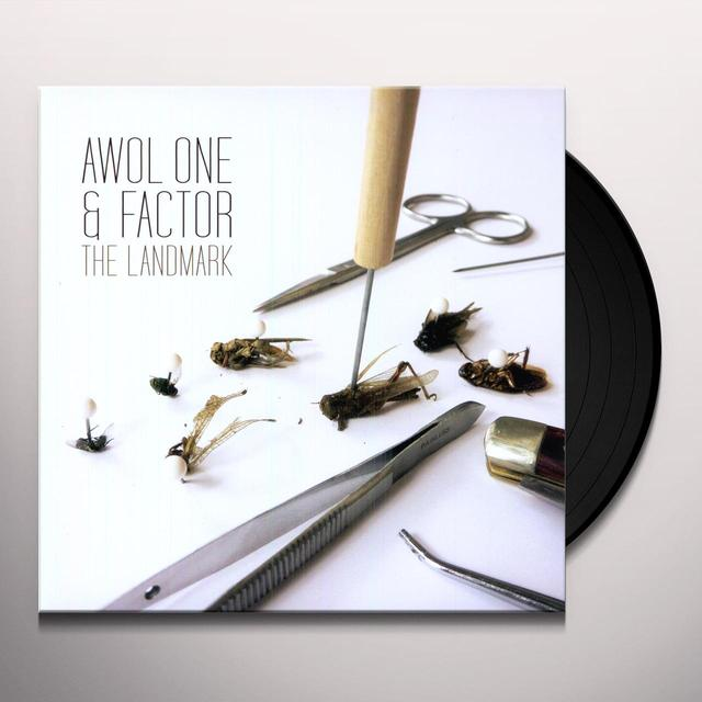 Awol One / Factor LANDMARK Vinyl Record