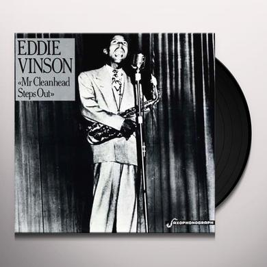 "Eddie ""Cleanhead"" Vinson MR CLEANHEAD STEPS OUT Vinyl Record"