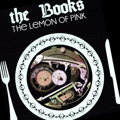 Books LEMON OF PINK Vinyl Record