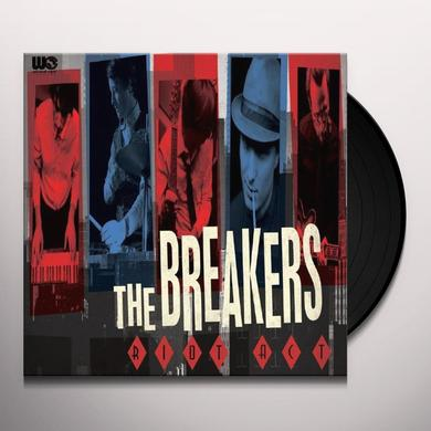 Breakers RIOT ACT Vinyl Record