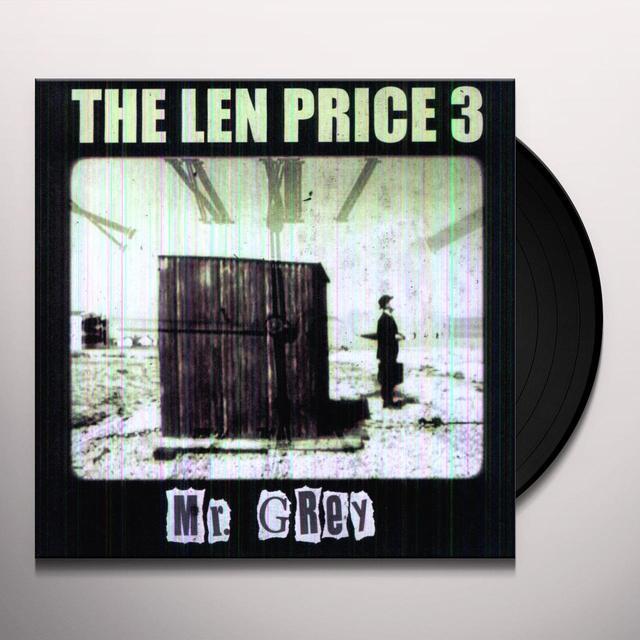 Len Price 3 MR GREY Vinyl Record