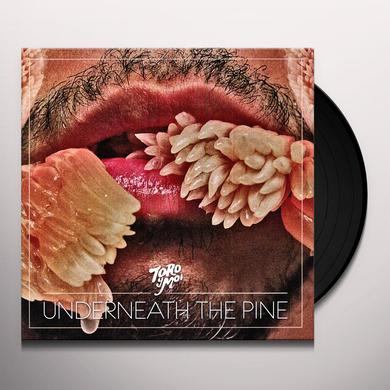 Toro Y Moi UNDERNEATH THE PINE Vinyl Record