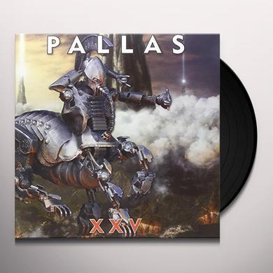 Pallas XXV Vinyl Record