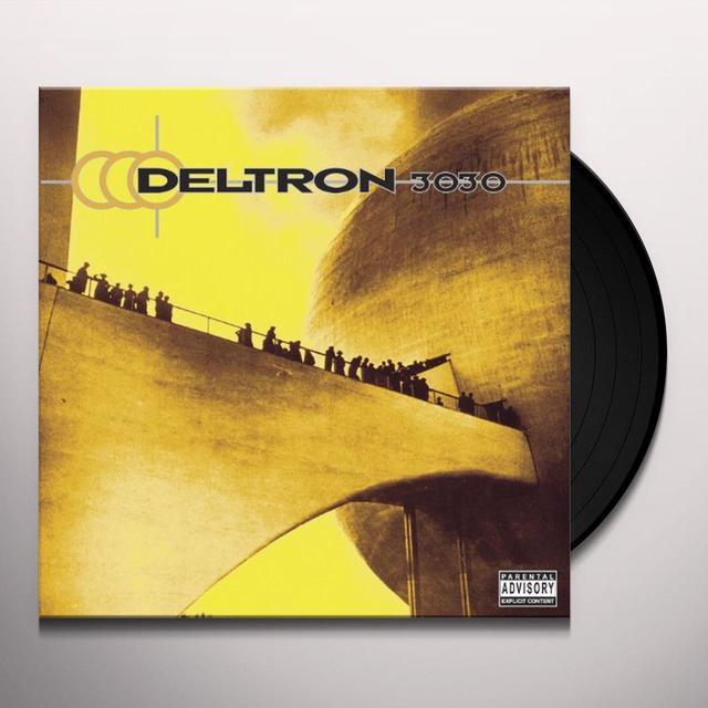 DELTRON 3030 Vinyl Record