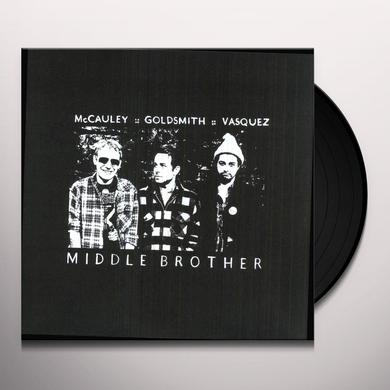 MIDDLE BROTHER Vinyl Record