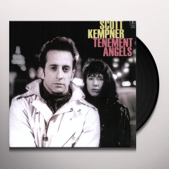 Scott Kempner TENEMENT ANGELS Vinyl Record