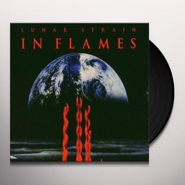 In Flames LUNAR STRAIN Vinyl Record