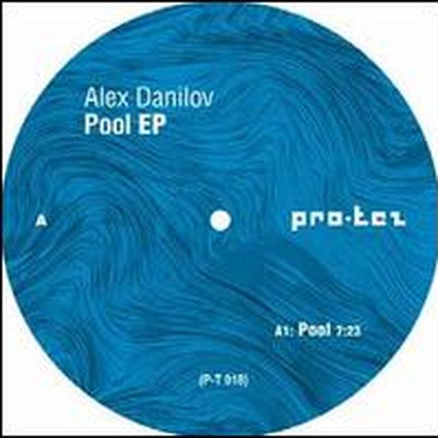 Alex Danilov POOL Vinyl Record