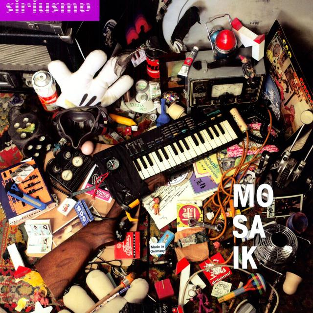 Siriusmo MOSAIK Vinyl Record
