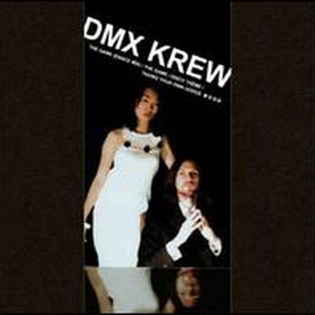 Dmx Krew GAME (EP) Vinyl Record