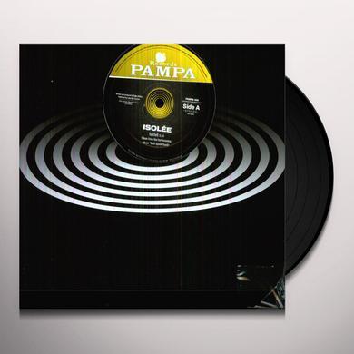 Isolee / Robag Wruhme TAKTELL / THORA VUKK (EP) Vinyl Record
