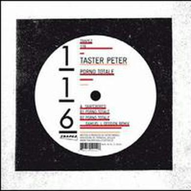 Taster Peter PORNO TOTALE Vinyl Record