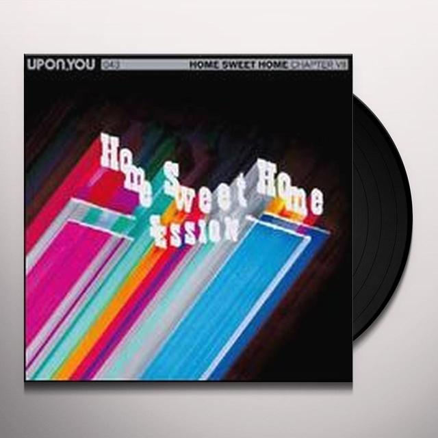 HOME SWEET HOME SESSION CHAPTER VII / VARIOUS (EP) Vinyl Record