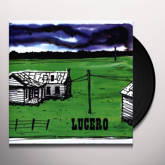 Lucero ATTIC TAPES Vinyl Record