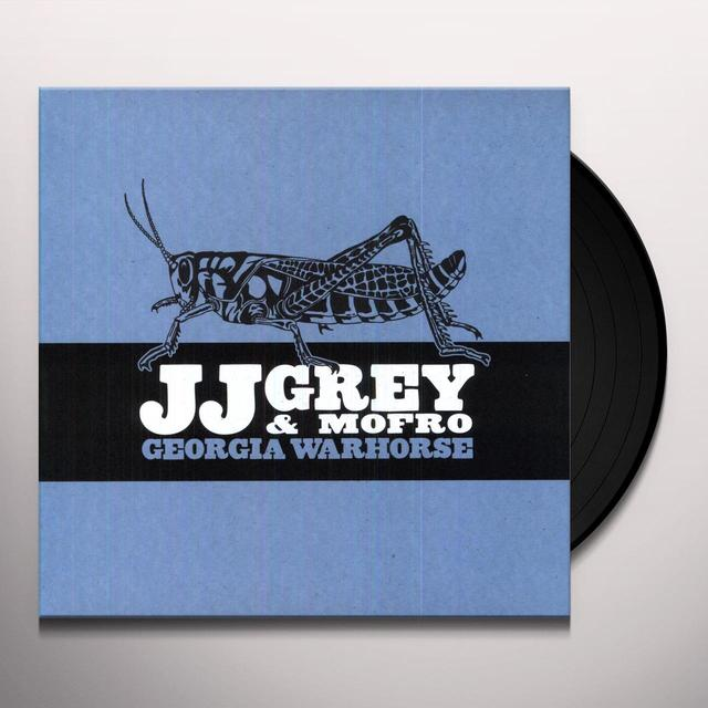 Jj Grey & Mofro GEORGIA WARHORSE Vinyl Record - 180 Gram Pressing