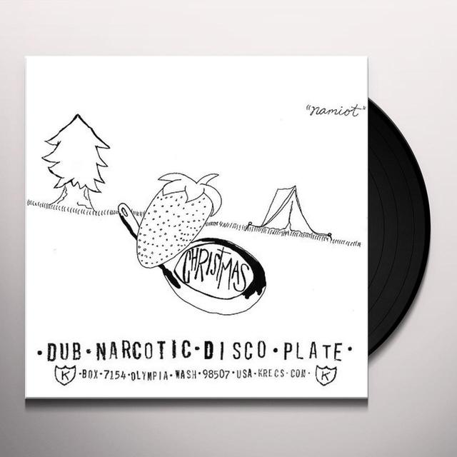 Christmas NAMIOT Vinyl Record