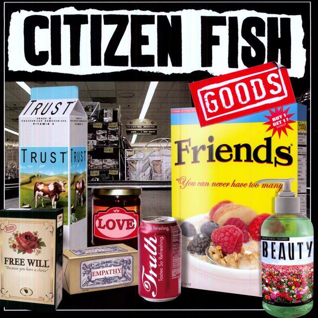 Citizen Fish GOODS Vinyl Record