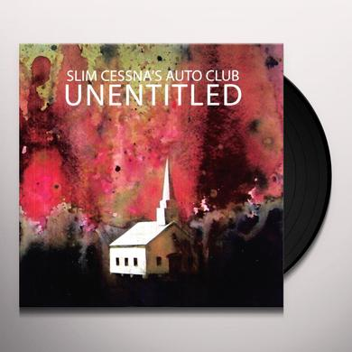 Slim Cessna'S Auto Club UNENTITLED Vinyl Record - Digital Download Included