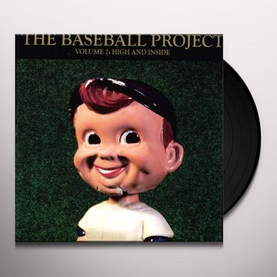 Baseball Project VOL 2: HIGH & INSIDE Vinyl Record