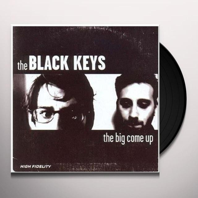 Black Keys BIG COME UP Vinyl Record - 180 Gram Pressing