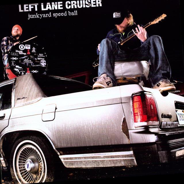Left Lane Cruiser JUNKYARD SPEED BALL Vinyl Record - Digital Download Included