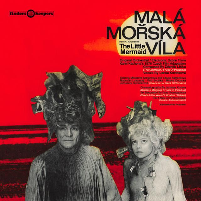 Zdenek Liska MALA MORSKA VILA Vinyl Record - Remastered