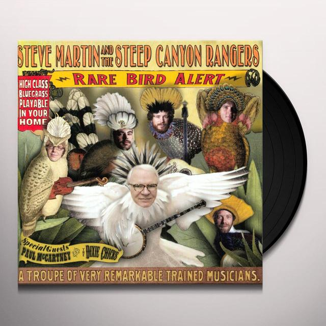 Steve / Steep Canyon Rangers Martin RARE BIRD ALERT (Vinyl)