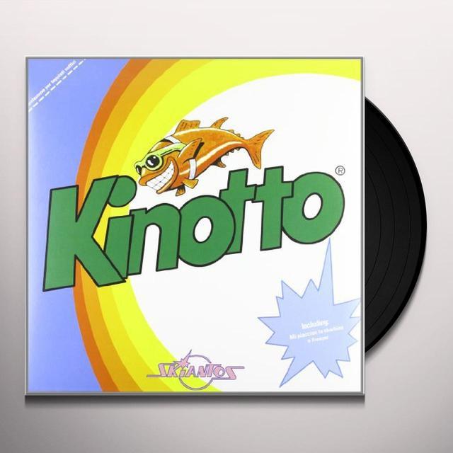 Skiantos KINOTTO Vinyl Record
