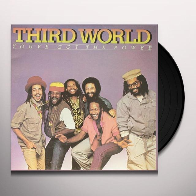 Third World YOU'VE GOT THE POWER Vinyl Record