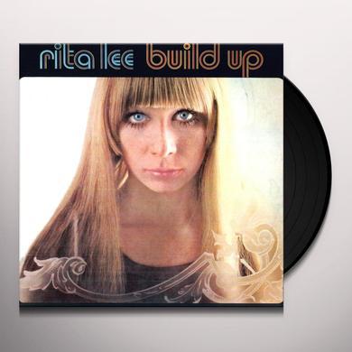 Rita Lee BUILD UP Vinyl Record - 180 Gram Pressing