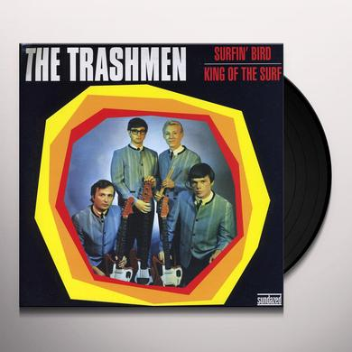 The Trashmen SURFIN Vinyl Record