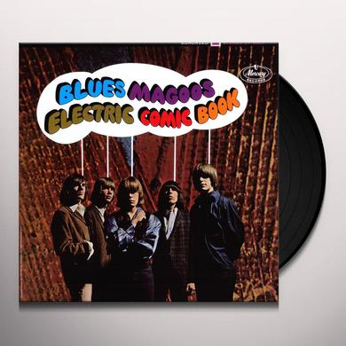 Blues Magoos ELECTRIC COMIC BOOK Vinyl Record