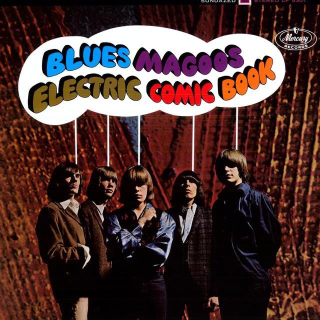 Blues Magoos ELECTRIC COMIC BOOK Vinyl Record