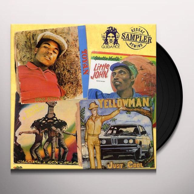 "JAH GUIDANCE (12"" SAMPLER) / VARIOUS Vinyl Record"